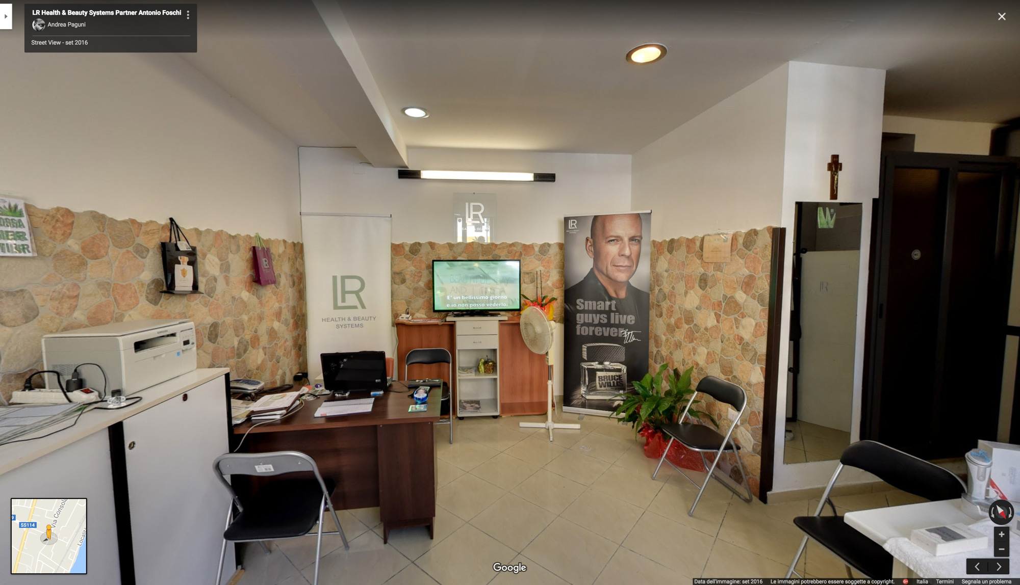 LR Health e Beauty Systems Partner Antonio Foschi