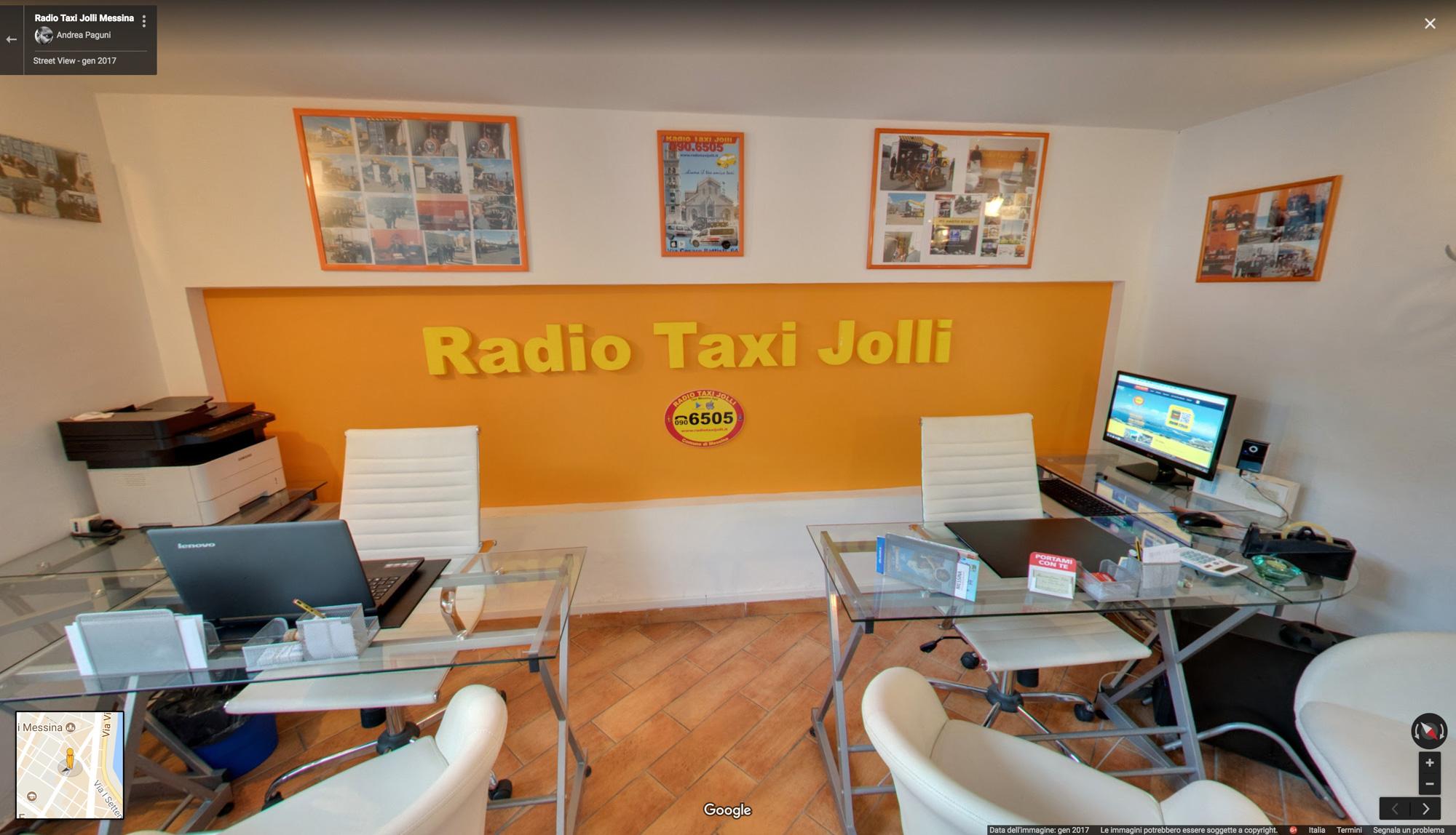 Radio Taxi Jolli Messina