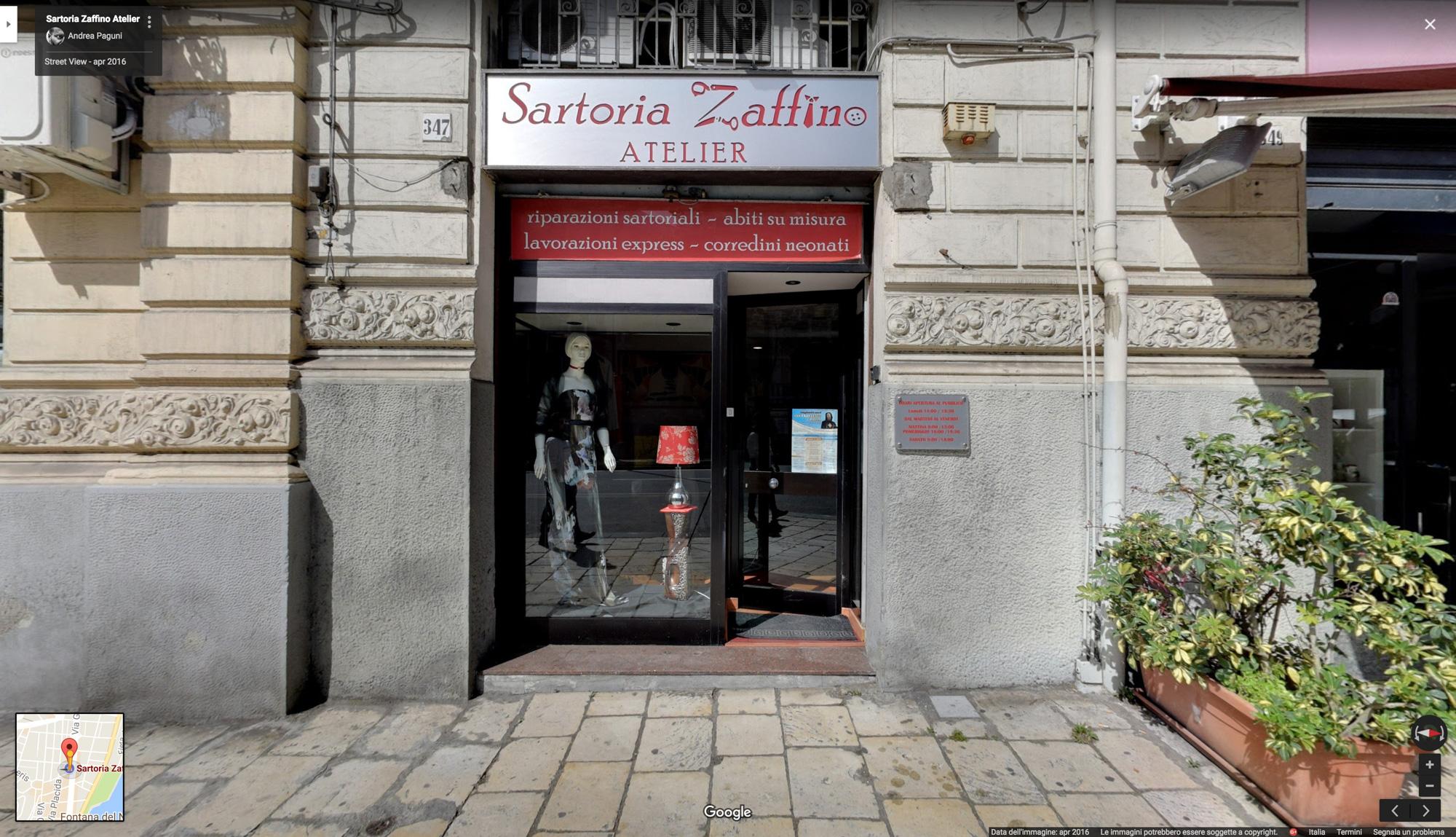 Sartoria Zaffino Atelier